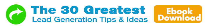 30 Great Lead Generation Tips & Tricks for your business